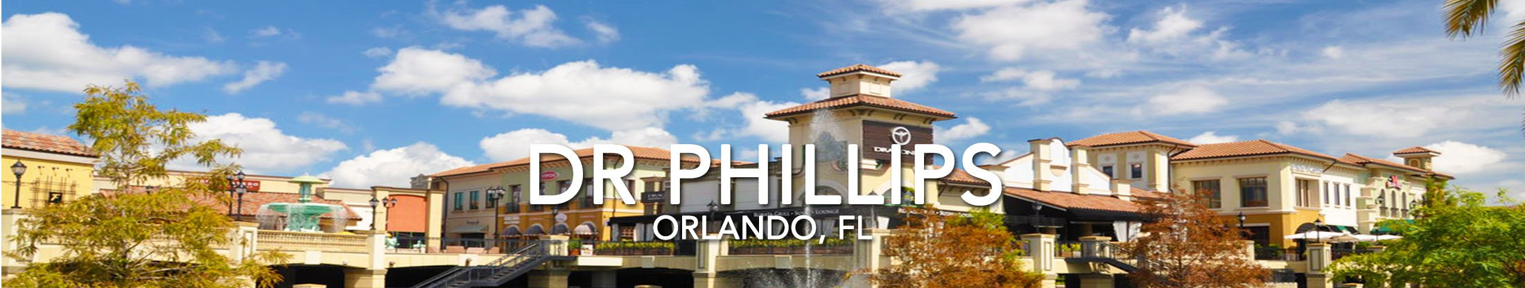 About Dr Phillips Orlando Florida