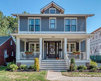 2649 Chesterfield  Avenue, Charlotte