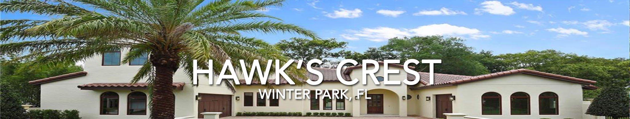 Hawk's Crest - Winter Park - FL
