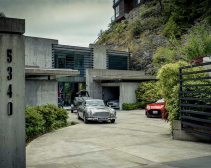 5340 Seaside Place, West Vancouver