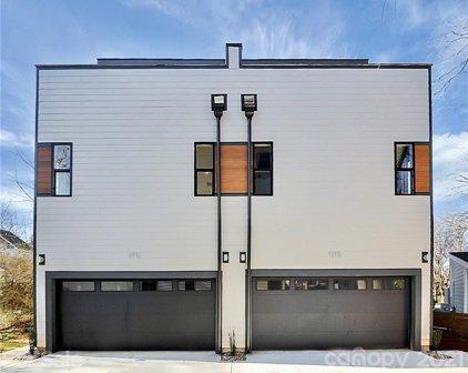 1115 Greenleaf  Avenue Unit #A/B, Charlotte