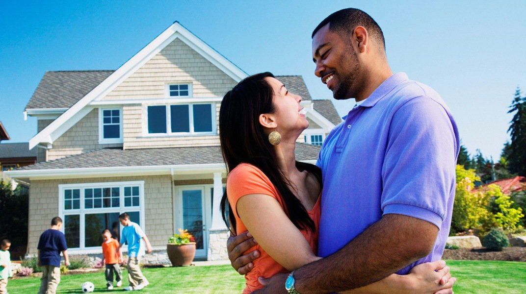 image of a couple deciding to buy a home from CENTURY 21 Coast to Coast