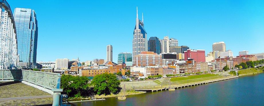 The Nashville Skyline courtesy of Holly White Photography Copyright 2012