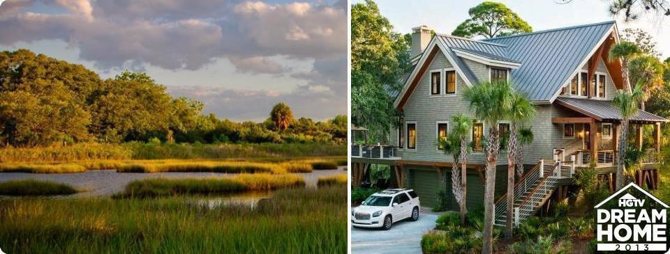 HGTV DREAM HOME Indigo Park Kiawah Island South Carolina Real Estate Picture